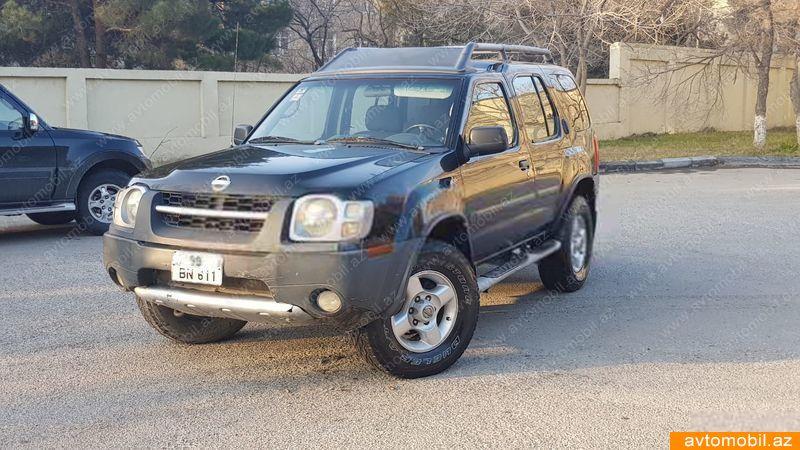 Nissan Xterra 3.3(lt) 2003 İkinci əl  $8560