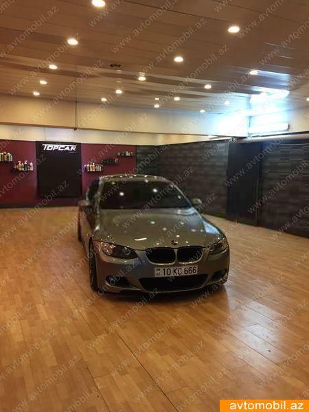 BMW 335 3.0(lt) 2007 İkinci əl  $21000