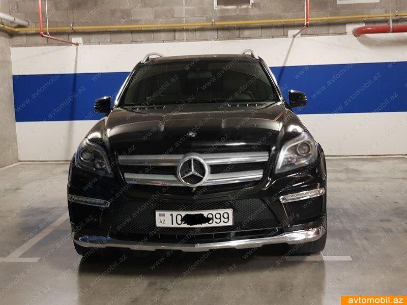 Mercedes-Benz GL 500 4.7(lt) 2013 Second hand  $64500