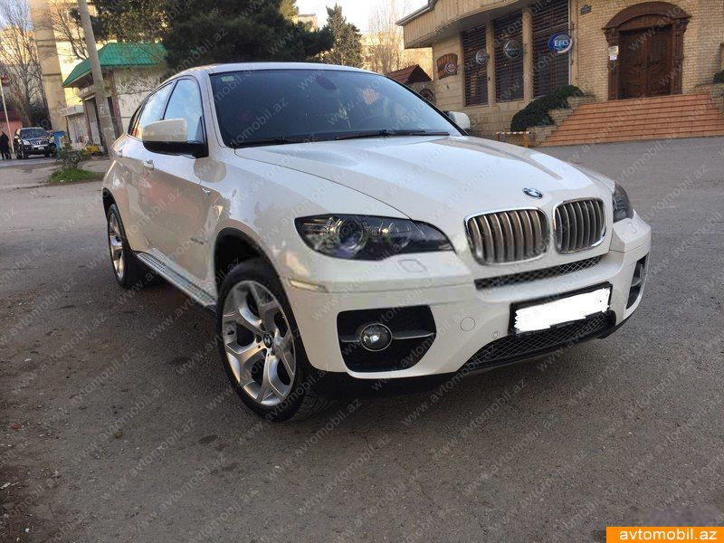 BMW X6 3.0(lt) 2010 Подержанный  $26500