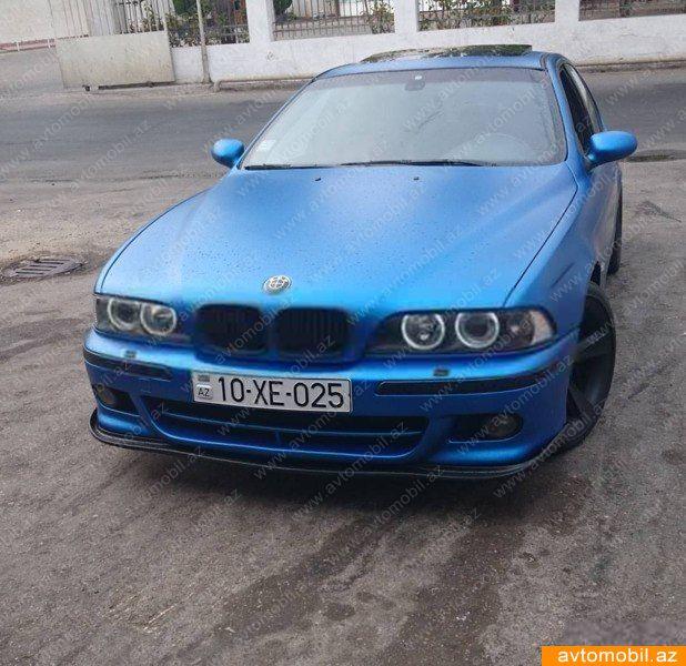 BMW 540 4.4(lt) 1999 Подержанный  $11210