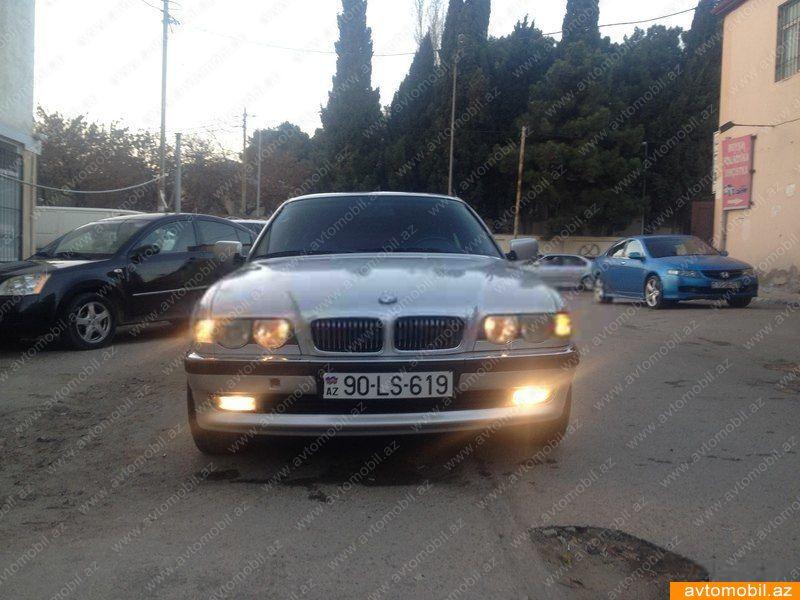 BMW 728 2.8(lt) 1999 Yeni avtomobil  $5610
