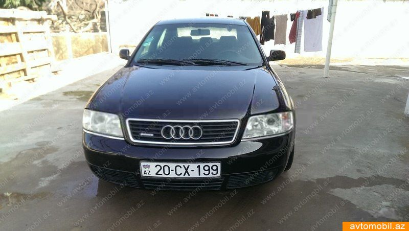 Audi A6 1.8(lt) 1998 İkinci əl  $5430