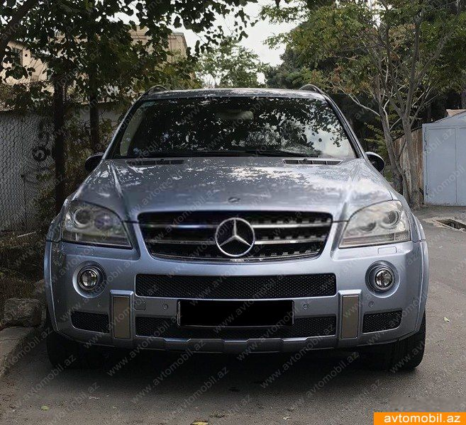 Mercedes-Benz ML 63 AMG 6.2(lt) 2006 Second hand  $14900