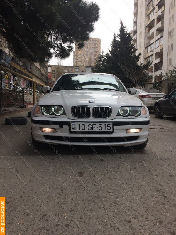 BMW 328 2.8(lt) 1998 Подержанный  $5500