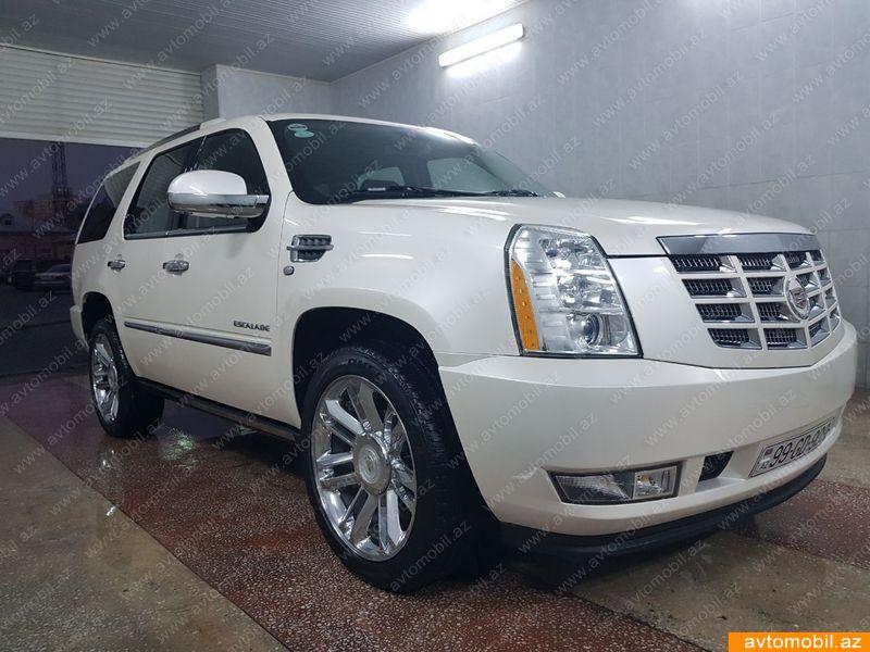 Cadillac Escalade 6.2(lt) 2011 İkinci əl  $49500