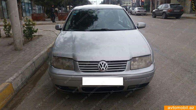 Volkswagen Bora 1.6(lt) 2001 İkinci əl  $3190