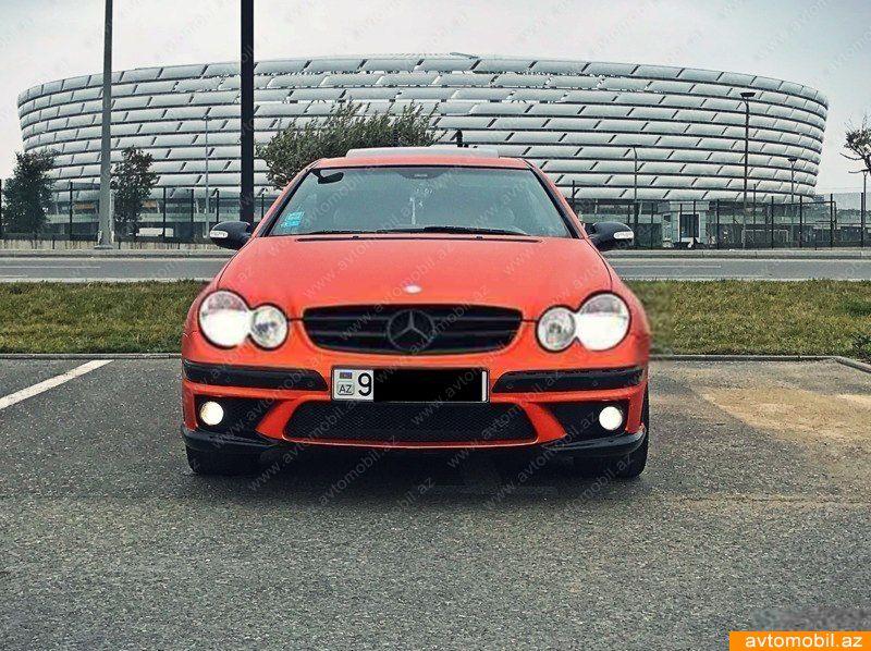 Mercedes-Benz CLK 320 3.2(lt) 2002 İkinci əl  $10030