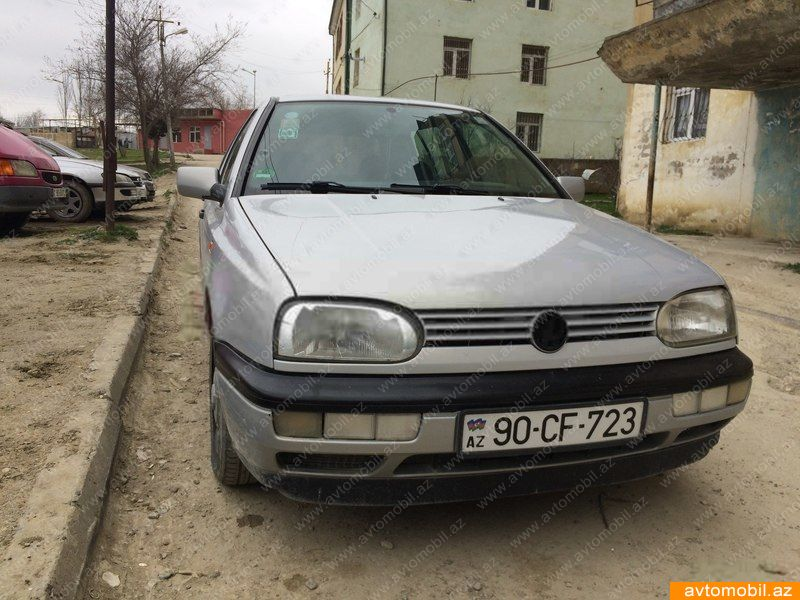 Volkswagen Golf 1.6(lt) 1994 Подержанный  $2480