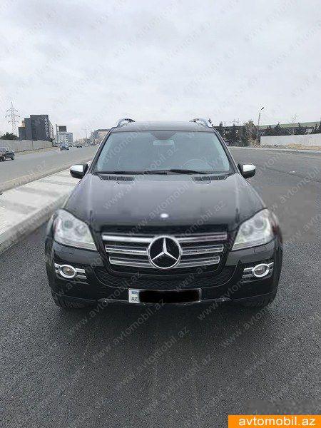 Mercedes-Benz GL 550 5.5(lt) 2008 İkinci əl  $22800