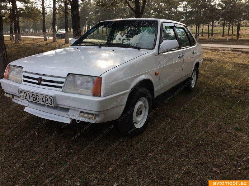 VAZ 21099 1.5(lt) 1994 Подержанный  $2540