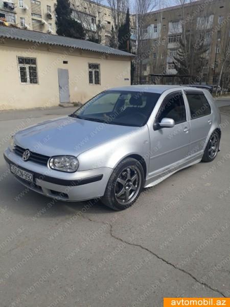 Volkswagen Golf 3.0(lt) 2000 Подержанный  $4700