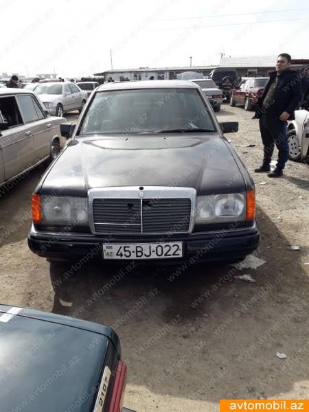 Mercedes-Benz E 260 2.6(lt) 1991 Second hand  $2600