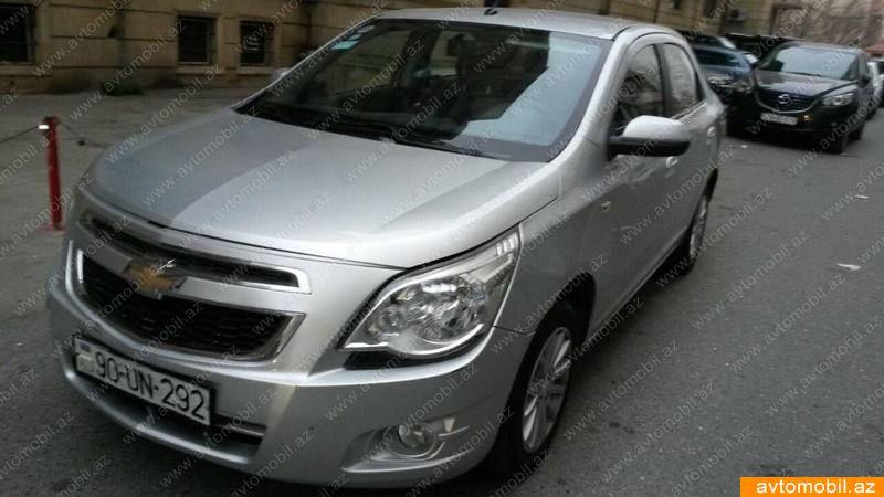 Chevrolet Cobalt 1.5(lt) 2013 Second hand  $13500