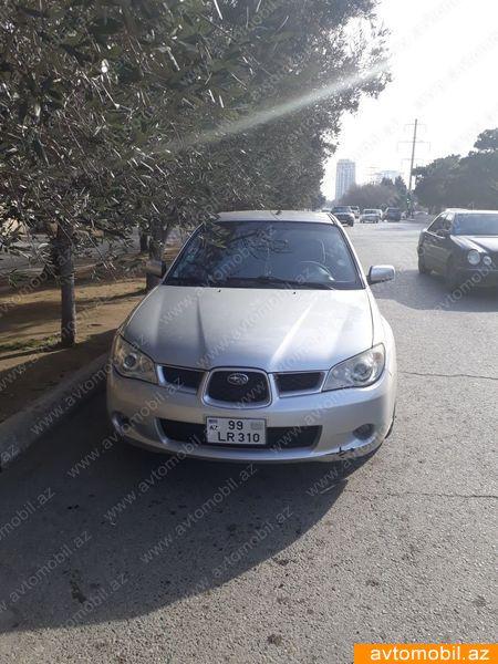 Subaru Impreza 2.0(lt) 2007 İkinci əl  $13000