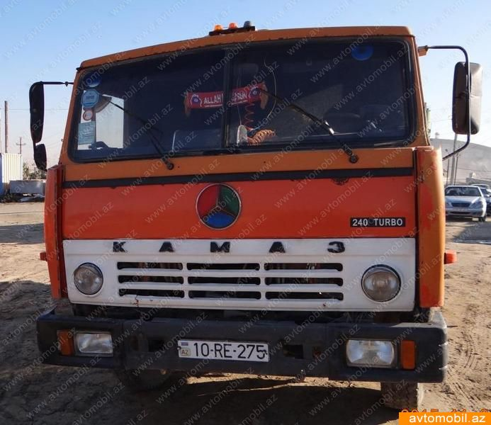 Kamaz 5511 10.8(lt) 1988 Second hand  $5600