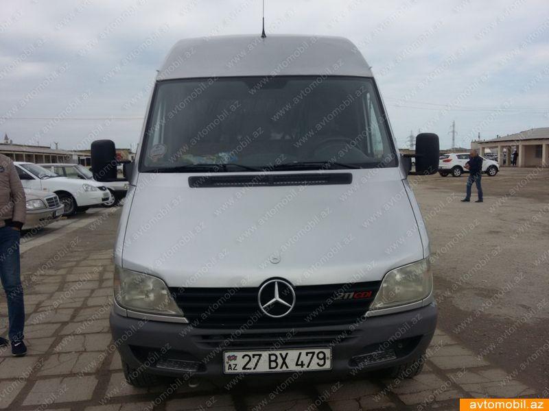 Mercedes-Benz Sprinter 2.2(lt) 2002 İkinci əl  $9800