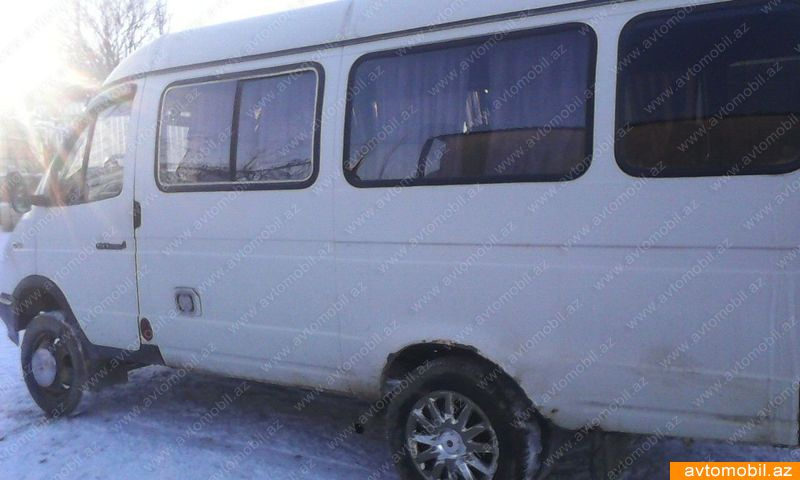 GAZ Gazel 3221 2.4(lt) 2001 İkinci əl  $3500