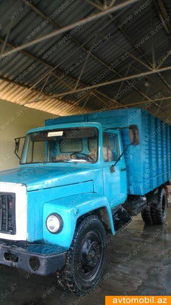 GAZ 53 2.5(lt) 1992 İkinci əl  $3300