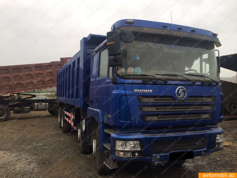 SHACMAN F 3000 9.5(lt) 2012 Second hand  $36500