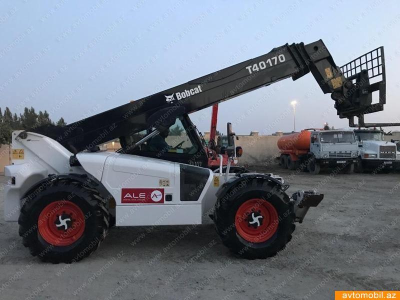 Bobcat T40170 4.0(lt) 2007 İkinci əl  $35294