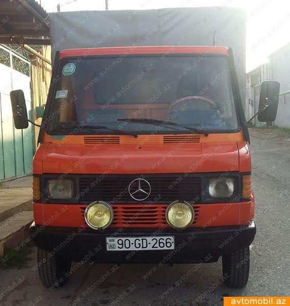 Mercedes-Benz 208 2.3(lt) 1991 İkinci əl  $6500