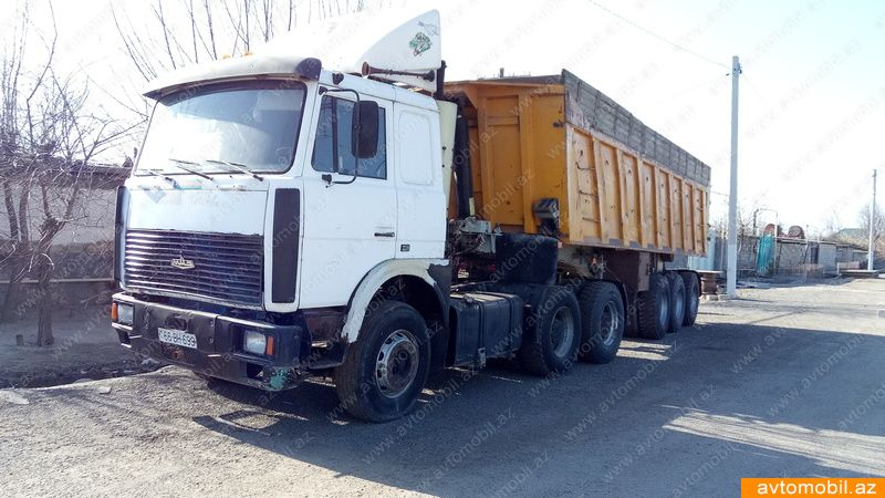 MAZ 6422-08 15.0(lt) 2008 Second hand  $12800