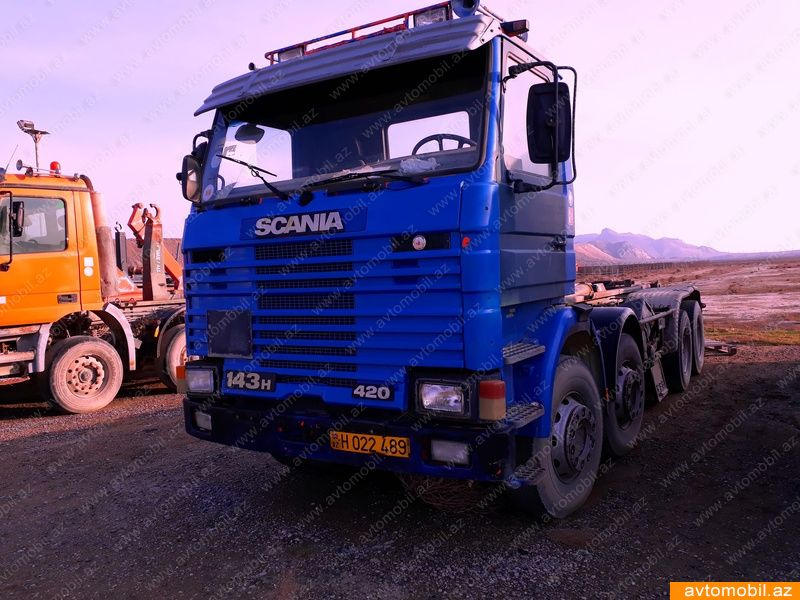 Scania  11.0(lt) 1993 Second hand  $10000