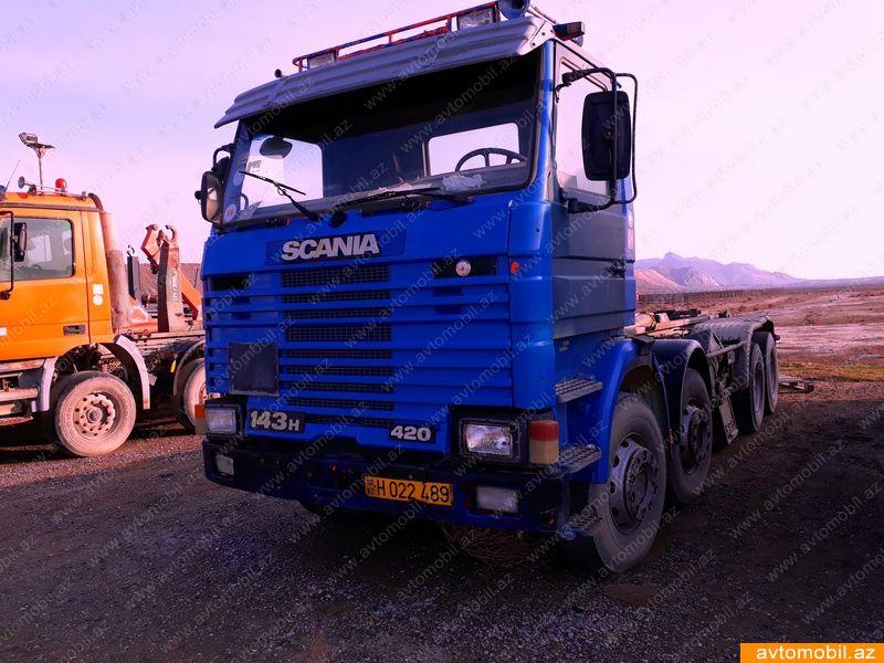 Scania  11.0(lt) 1993 İkinci əl  $10000