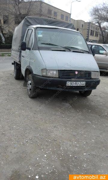 GAZ Gazel 2.4(lt) 1998 Подержанный  $2200