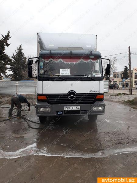 Mercedes-Benz Ateqo 4.3(lt) 2001 Подержанный  $35000