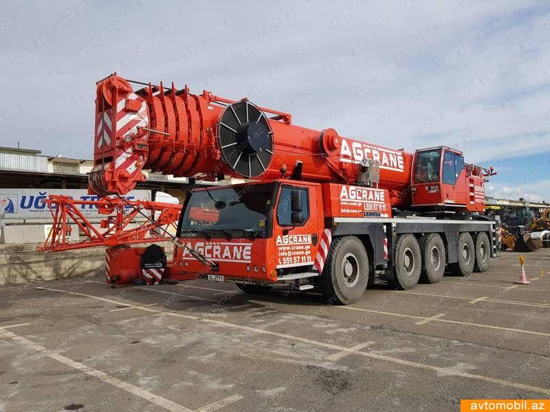 Liebherr LTM 1220 9.0(lt) 2014 Yeni avtomobil  $2000000
