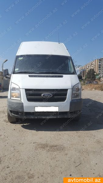 Ford Transit 2.4(lt) 2008 Second hand  $12500