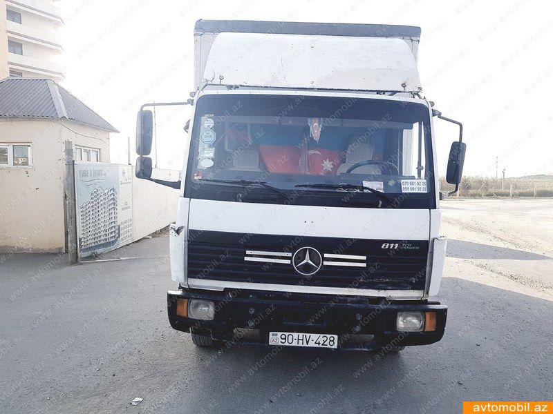Mercedes-Benz Atego 815 4.2(lt) 1998 İkinci əl  $11000
