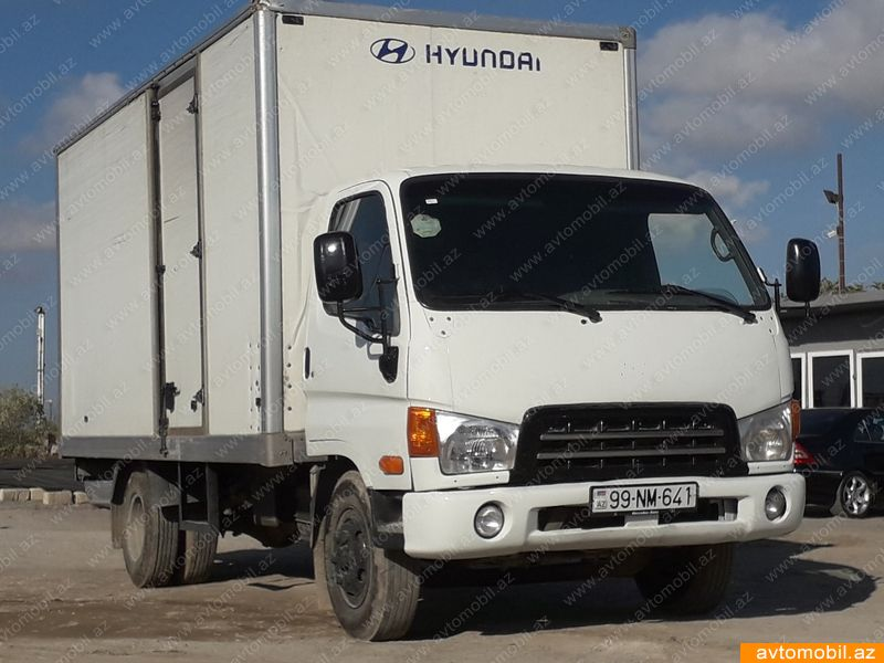 Hyundai HD 72 3.9(lt) 2008 Подержанный  $15000