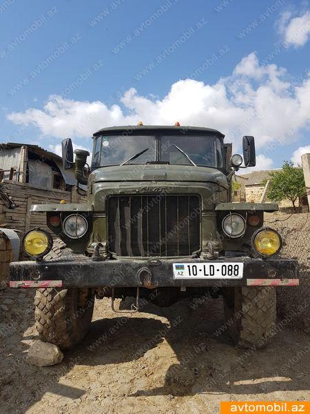 URAL 4320 11.0(lt) 1981 İkinci əl  $7500