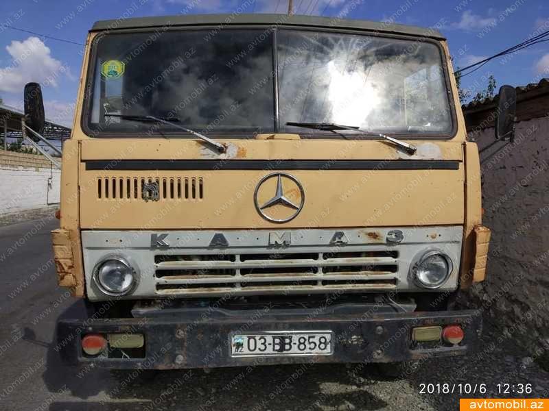 Kamaz 5511 11(lt) 1984 Подержанный  $11000