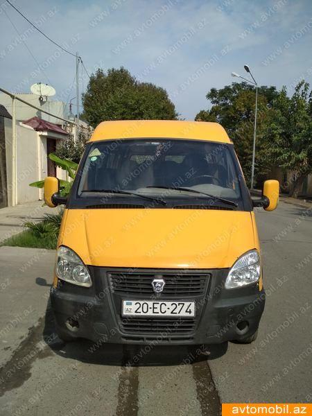 GAZ Gazel 3221 2.5(lt) 2006 Подержанный  $9000