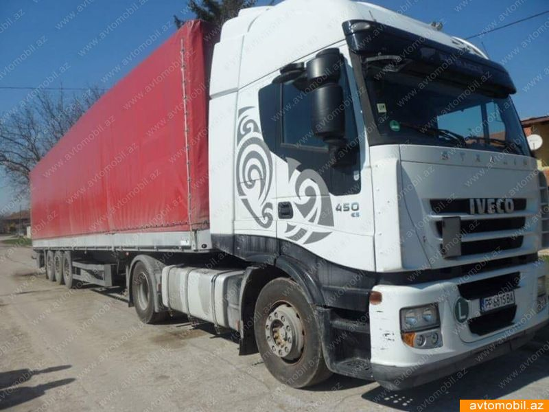 Iveco Stralis 12.0(lt) 2007 Second hand  $20600