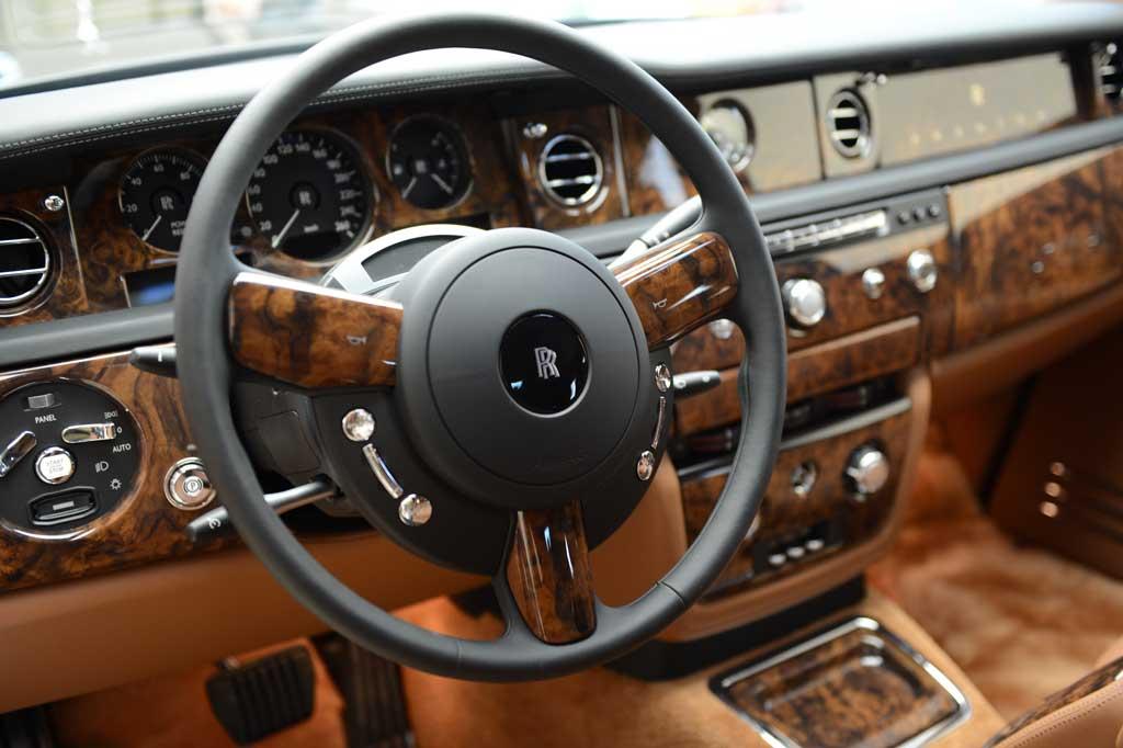 Rolls Royce Opens First Showroom In Azerbaijan