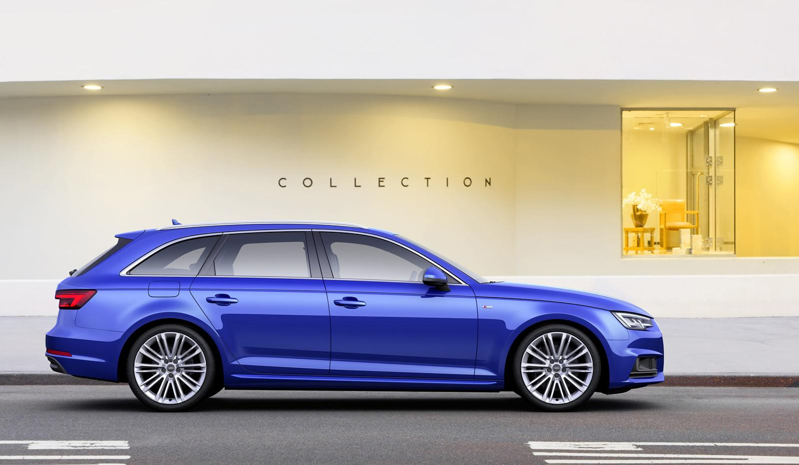 Audi A Sedan And A Avant Officially Introduced With Up To - Audi a4 weight