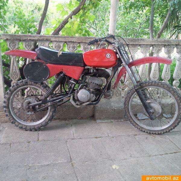 YAMAHA 0.125(lt) 1991 Подержанный  $300