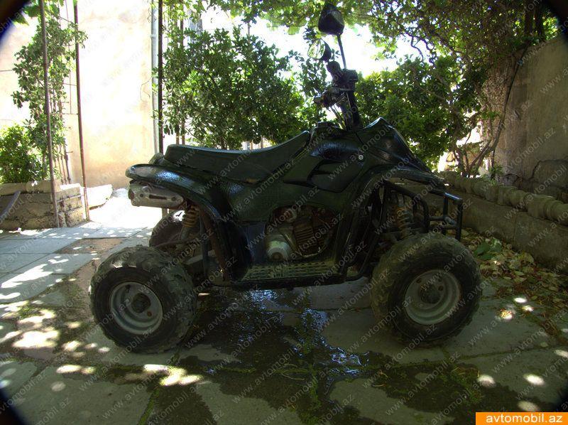 ATV 0.5(lt) 2013 Подержанный  $650