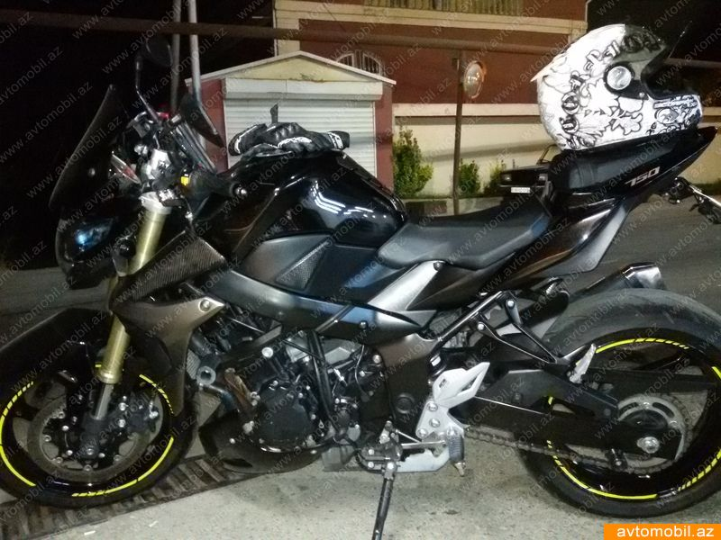 Suzuki 0.750(lt) 2011 İkinci əl  $4250