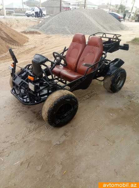 ATV 0.8(lt) 2015 Second hand  $2000
