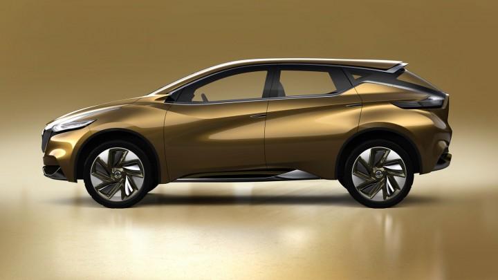 Новый Nissan Murano 2014: стали известны новые подробности