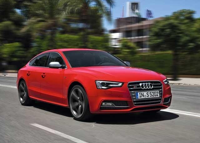 Ауди Центр Баку  увеличивает импорт заряженных  моделей S