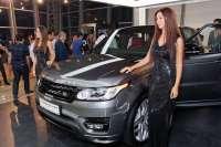 Range Rover Sport və Jaguar F-Type artıq Bakıda