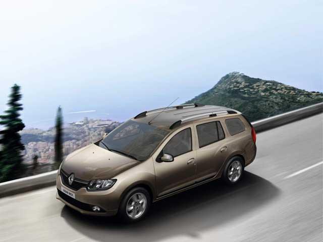 Renault представляет Logan MCV в Азербайджане