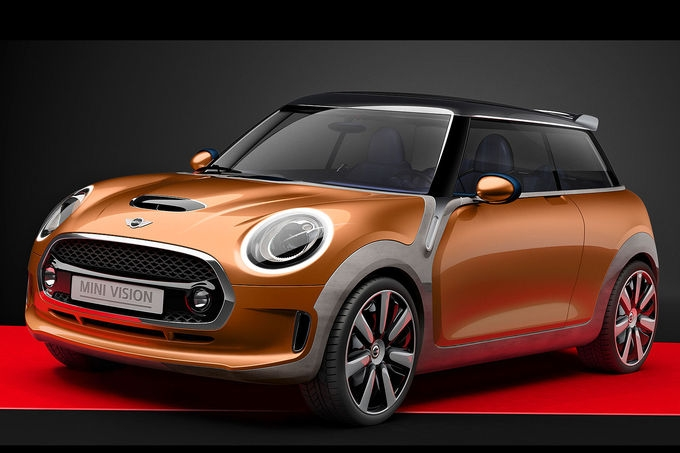 New mini is coming with sports transmission